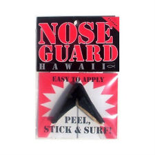 SURFBOARD NOSE GUARD, Nose Protector, Safety Bumper, Reduce Board Damage, Black