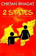 2 States: The Story of My Marriage, Chetan Bhagat, New Books