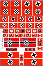 German Ground ID Markings 1/24 1/25 1/35 1/32 & 1/48 scales