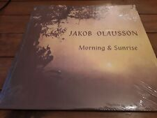 Jakob Olausson  – Morning And Sunrise - De Stijl US 2011 LP Neofolk / folk rock