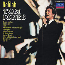 TOM JONES - CD - DELILAH