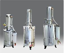 Auto-Control Electric Pure Water Distiller, Water Distilling Machine, 5L/h 220V