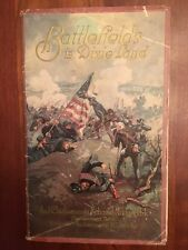 1928 Battlefields in Dixie Land & Chickamauga National Military Park TENNESSEE