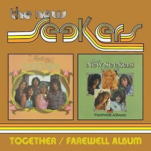 The New Seekers - Together / Farewell Album [New CD] Expanded Version,