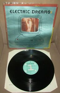 ELECTRIC DREAMS OST 1st UK 1984 VIRGIN +  PLASTIC OUTER SLEEVE Culture Club etc