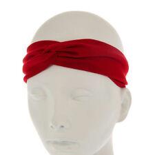 Accessoires de coiffure Bandeau rouge pour femme