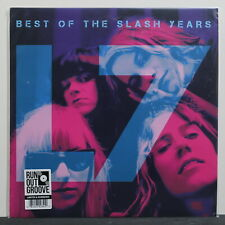 L7 'Best Of The Slash Years' Ltd. Edition PINK Vinyl LP NEW/SEALED