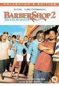 Like New WS DVD Barbershop 2: Back in Business (Special Edition) (2004) Ice Cube