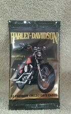1992 Harley Davidson Sealed Series 1 Collectors Trading Cards Motorcycle Trader