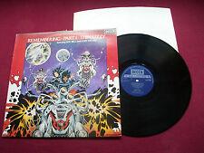 THIN LIZZY -  Remembering Part 1 - UK 1976 DECCA Vinyl LP Album.EX+/Good