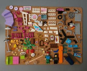 lego friends accessories Bundle over 140 pieces Various