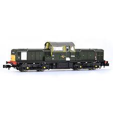 EFE Rail E84502 Class 17 D8594 BR Green (Small Yellow Panels)
