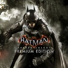 Batman Arkham Knight Premium Edition PC - STEAM DOWNLOAD KEY with Season Pass