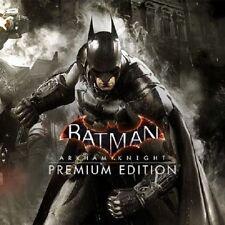 Batman Arkham Knight Premium Edition PC - STEAM DOWNLOAD KEY with Season Pass
