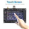 "Mini1300 HF/VHF/UHF Antenna Analyzer 0.1-1300MHz w/4.3"" TFT LCD Touch Screen SWR"