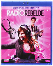 Radio Rebel NEW Kids and Family Blu-Ray Disc Peter Howitt D. Ryan Sarena Parmar
