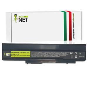 Batteria AS09C31 AS09C70 AS09C71 per Notebook Acer Emachines E528 E728 [5200mAh]