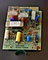Vintage San/Bar Music On Hold Circuit Board 4200A