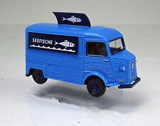 """Wiking 026205 Citroen HY Verkaufswagen """" Seefische """""""