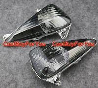 Front Turn Signals Indicator Blinker Lens Cover For Honda CBF600S VARADERO 1000