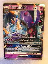 Toxapex GX 57/145 Sun and Moon Guardians Rising Full Art Ultra Rare Mint-NM Card