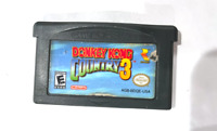 AUTHENTIC - Donkey Kong Country 3 Nintendo Game Boy Advance GBA Tested Working!