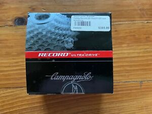 Campagnolo Record Ultra-Drive 11/23 10 speed cassette with lock ring