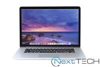 "Apple Macbook Pro Retina 15"" Up to 2.8Ghz i7 2015 16GB 1TB SSD BTO + WARRANTY"