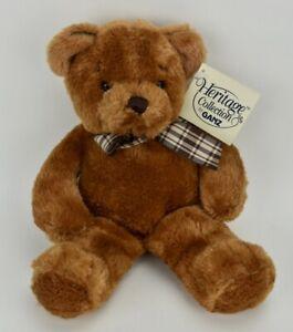 "Ganz Heritage Collection William H5279 Plush Stuffed 12"" Teddy Bear w/Tag"