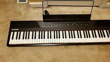 New ListingAlesis Recital 88 Key Digital Piano Keyboard with Full Size Semi Weighted Keys