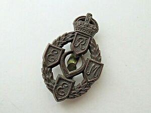 WW2 Era REME Plastic Cap Badge
