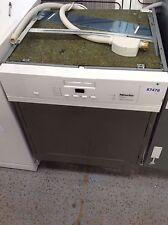 Miele Semi-Integrated Dishwashers