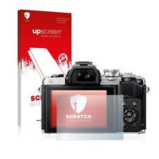 upscreen Scratch Protection d'écran pour Olympus OM-D E-M10 Mark III