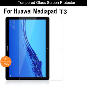 "New Screen Protector for Huawei Mediapad T3 9.6/10"" Tempered Glass Screen Guard"