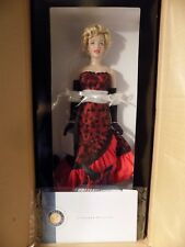 marilyn monroe franklin mint dont bother to knock nrfb coa