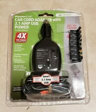 Powerline 90336 Universal Car Cord Adapter