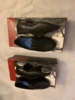 Tap shoes New in box 2 pair Capezio boys size 12