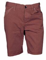 Shorts Bermuda Capri Man Shorts Size 46 (32) 100% Cotton re Hash