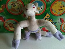 Pokemon Plush Mienshao Black & White ball keychain stuffed doll figure US Seller