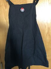 Wendy'S Old Fashioned Burgers Apron 1 Size Fits All Black Gray by Barco Uniforms