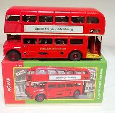 4.0223 Kovap RM5 Routemaster Tin Plate Clockwork Bus
