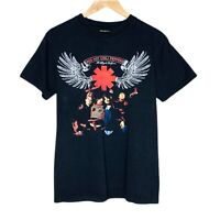 Red Hot Chili Peppers Los Angeles Womens Black T-Shirt Size Medium