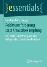 Reichtumsförderung statt Armutsbekämpfung - Christoph Butterwegge