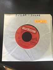 SUGAR SUGAR THE ARCHIES (BARRY - KIM) 45 RPM 7