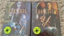 "New Farscape Series Sci Fi Set of 2 Dvds ""Hidden Memory / Bone To Be Wild"""