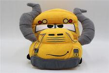 "2017 New Disney Cars 3 Authentic Tsum Tsum MISS FRITTER CRASH Plush Toy 12"""