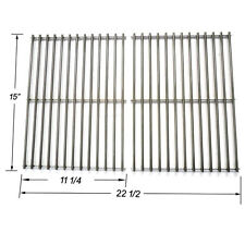 Weber BBQ Replacement Stainless Steel Cooking Grill Grid Grate JCX21 7523 9855