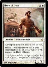 HERO OF IROAS Born of the Gods MTG White Creature — Human Soldier RARE