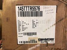 Marathon 1HP Motor 145TTTR5576 Frame 145TZ 1140 RPM