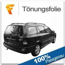 Passgenaue Tönungsfolie Opel Astra G Caravan Bj 1998-2004